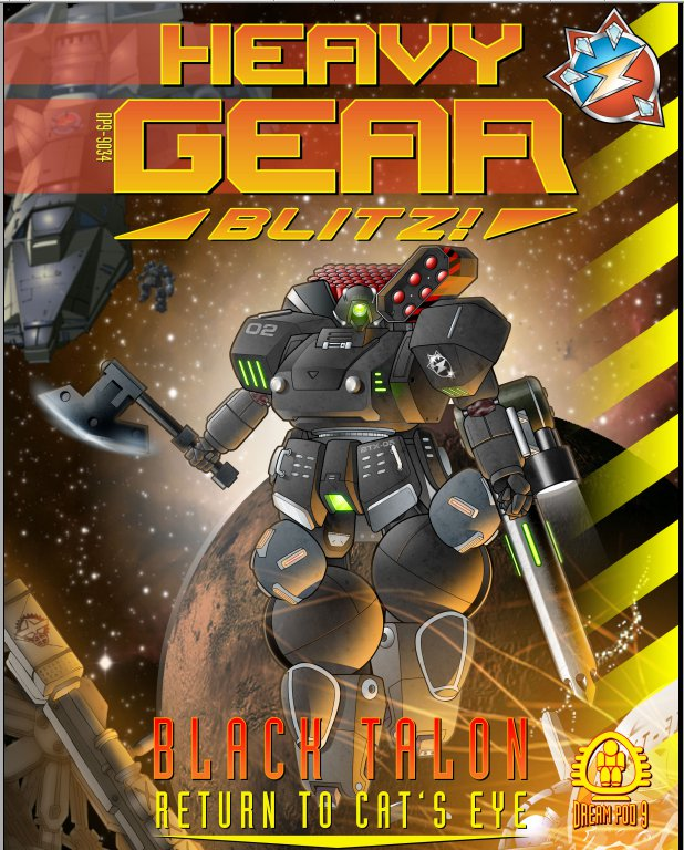 Heavy Gear Blitz Pdf The Heavy Gear Blitz Locked