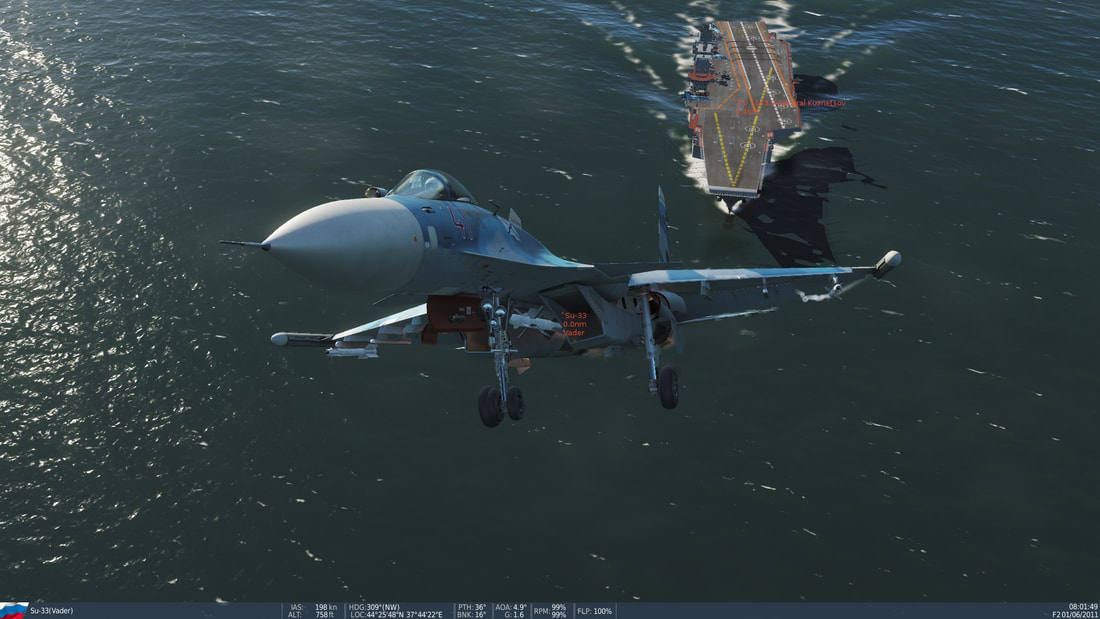 In Focus Review - DCS World Revisited: Diving off the
